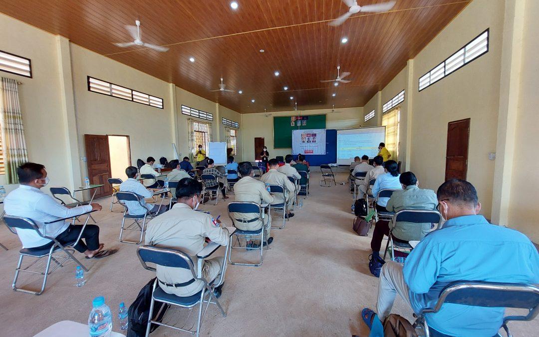 77 Local Duty Bearers educated